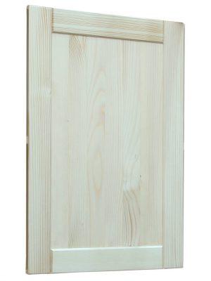 paneeldeur massief hout