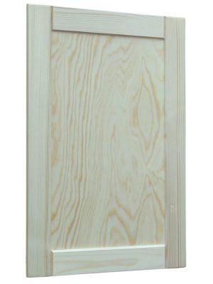 deur met triplex paneel